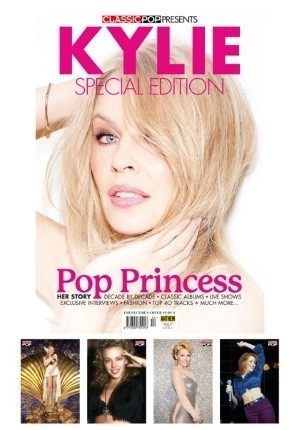 Kylie - Special Edition - Cover 2 Fan Pack