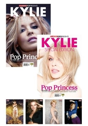Kylie - Special Edition - Complete Fan Pack