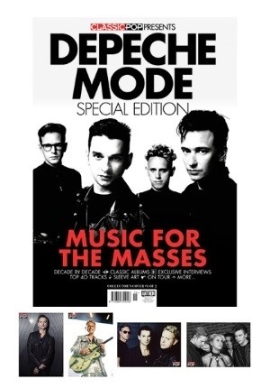 Depeche Mode - Special Edition - Cover 1 Fan Pack