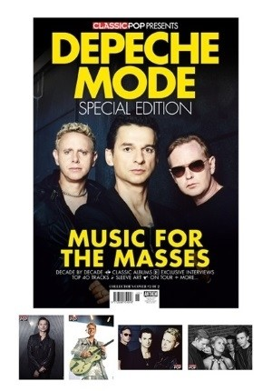 Depeche Mode - Special Edition - Cover 2 Fan Pack