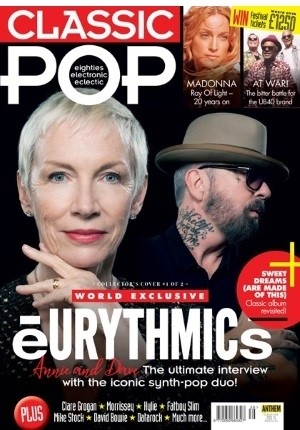 Classic Pop #39 (April 2018) - Cover #1 of 2
